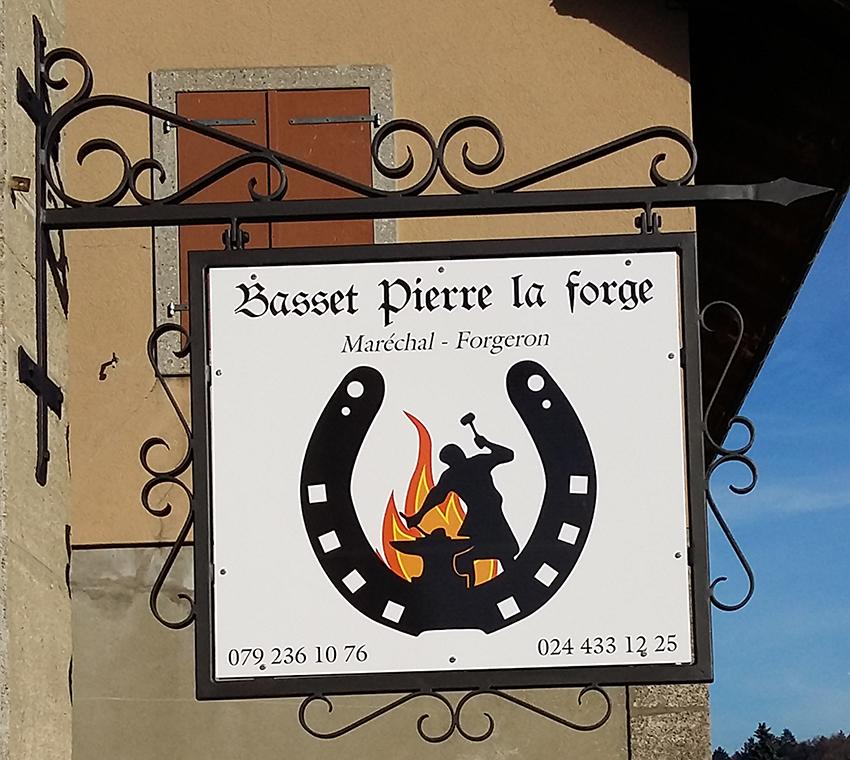 1er Aout 2015 50 Ans De Presence La Famille Basset A Forge Donneloye